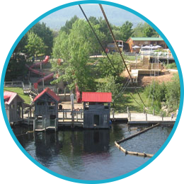 Upper Clements Amusement Park